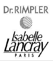 Профессиональная косметика Dr. Rimpler и Isabelle Lancray