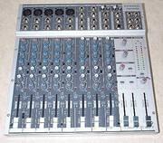 Продам микшерский пульт PHONIC MM 1705